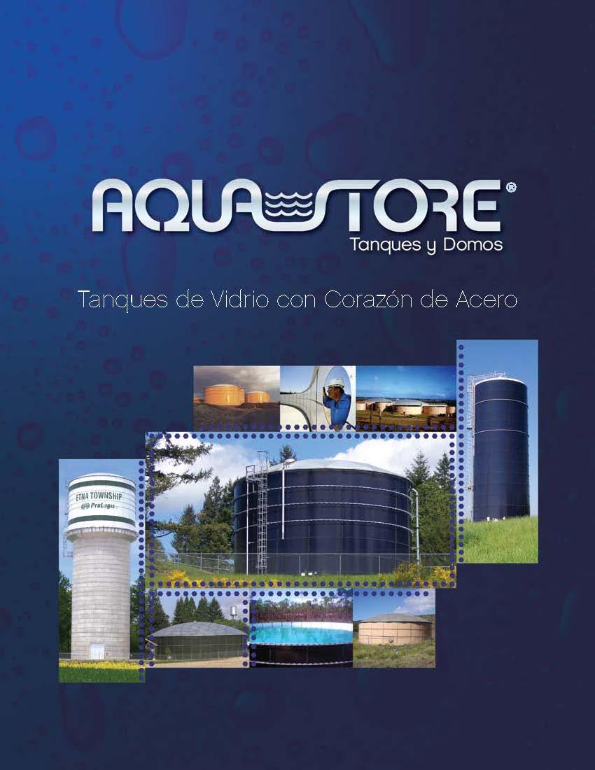 Aquastore Brochure - Spanish