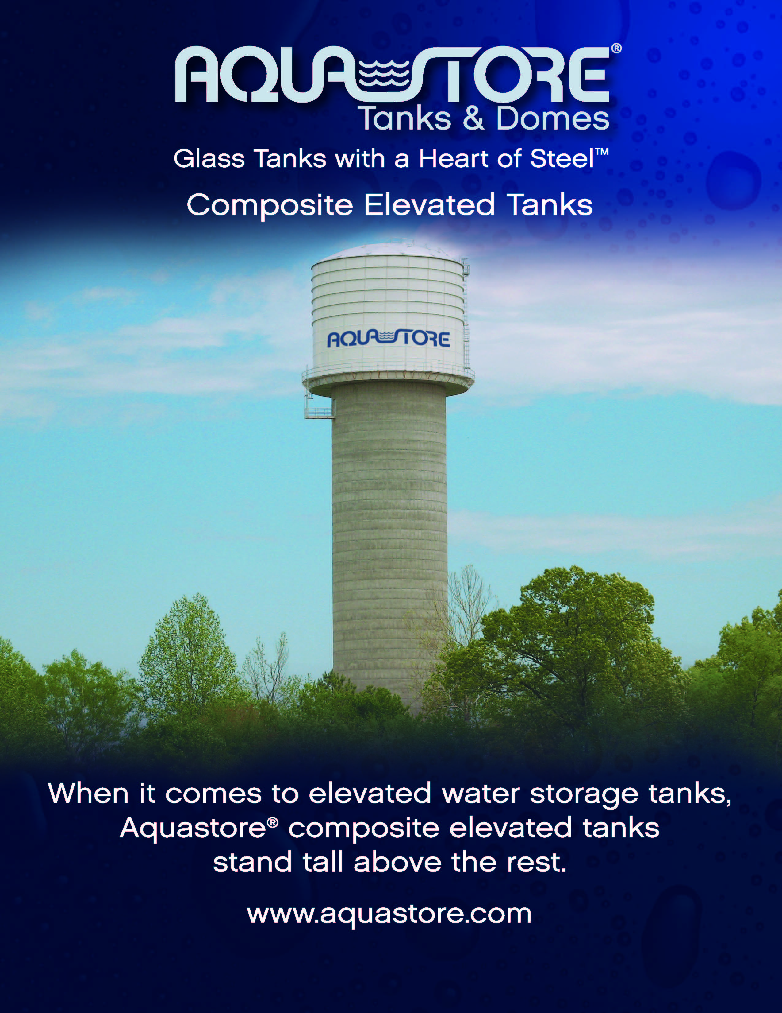 Composite Elevated Tank Brochure