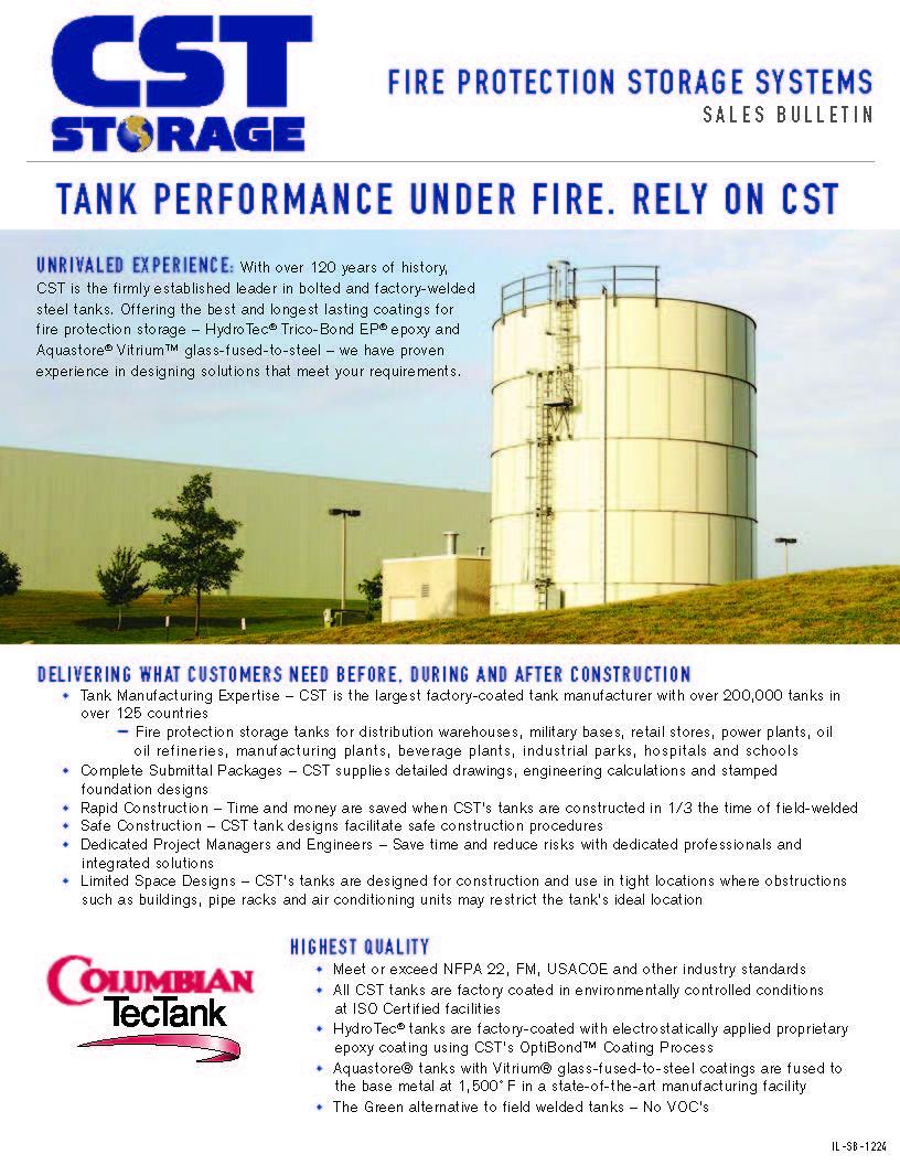 Fire Protection Tech Bulletin