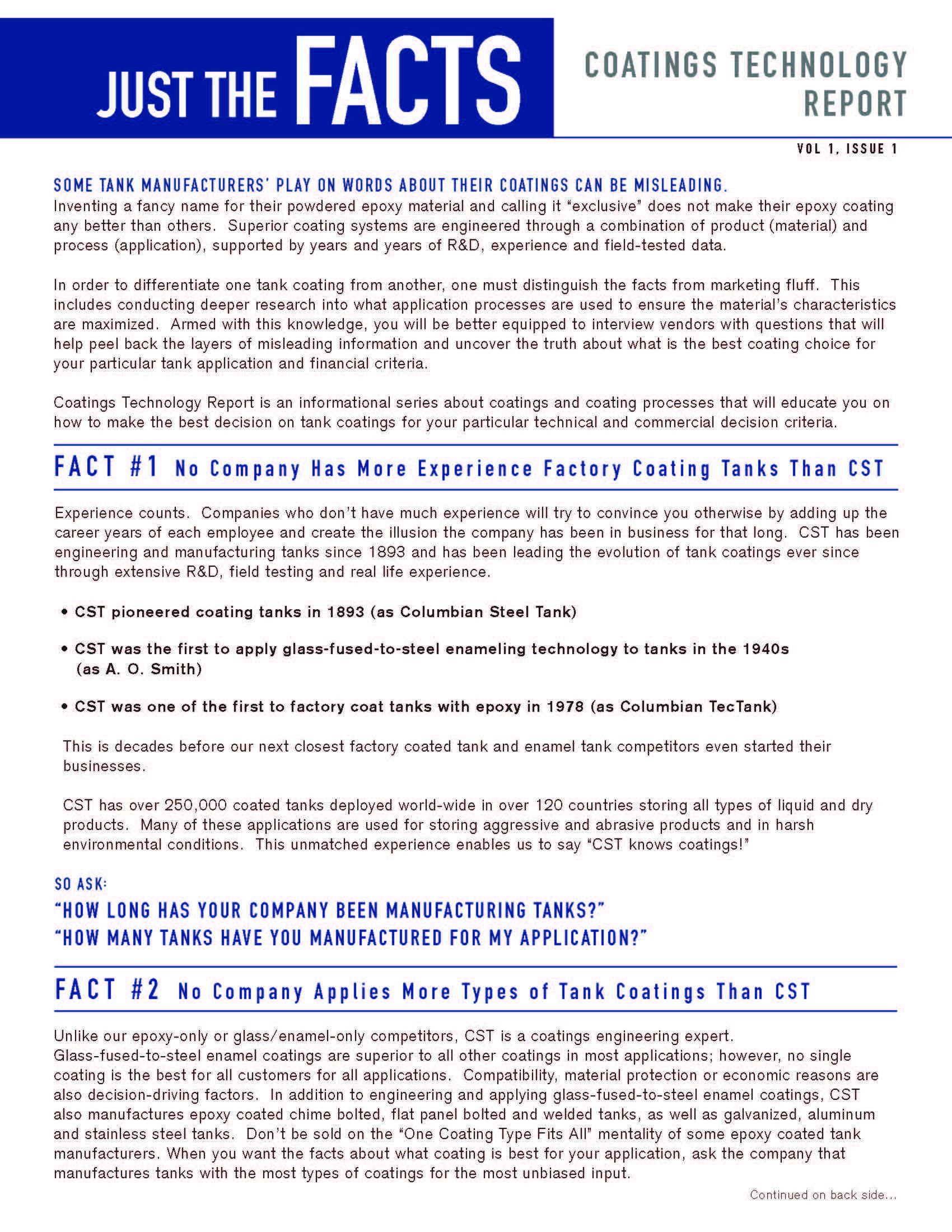 Coatings Tech Report - FINAL