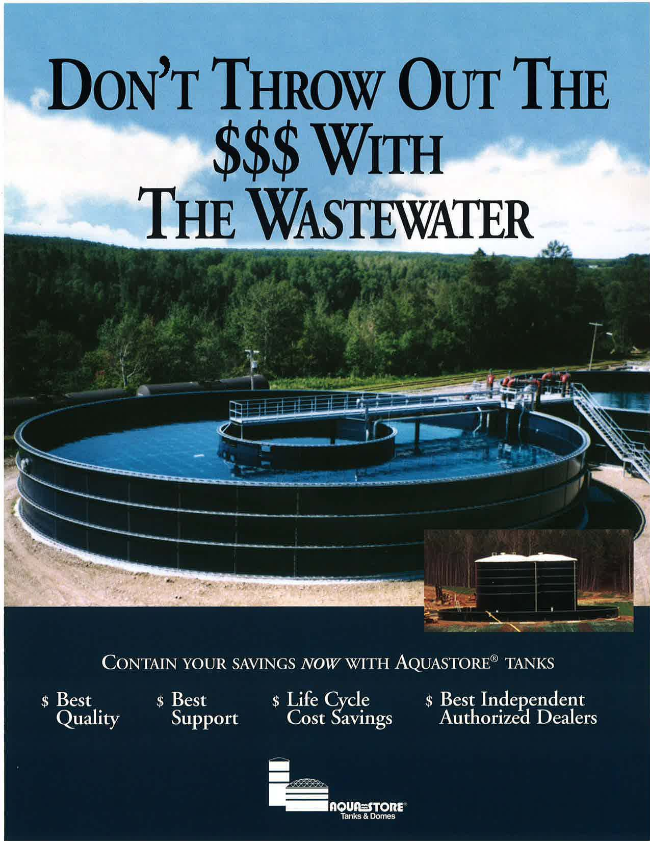 Don't throw out the $$$ with the Wastewater