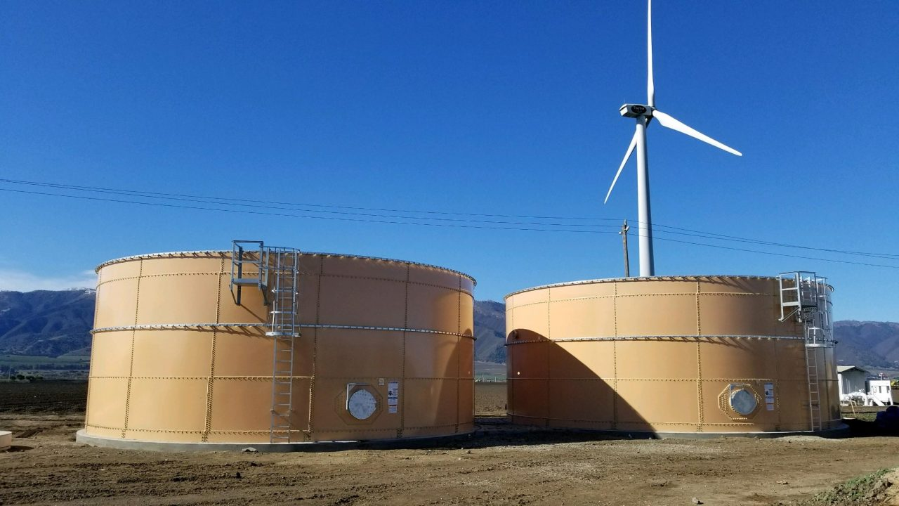 Central Valley Process Water 2018 | California Aquastore