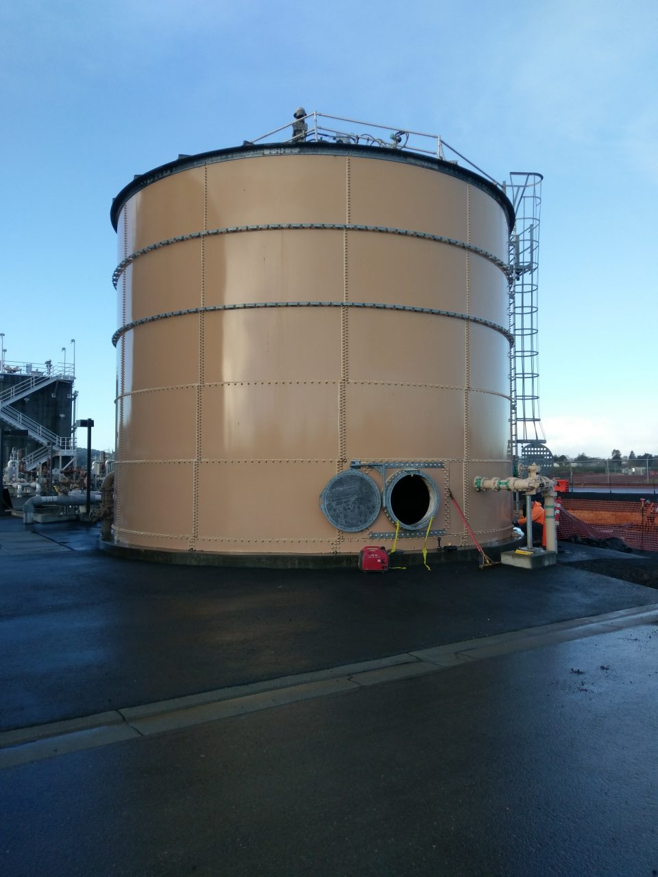 Digester Repair-2017 | California Aquastore