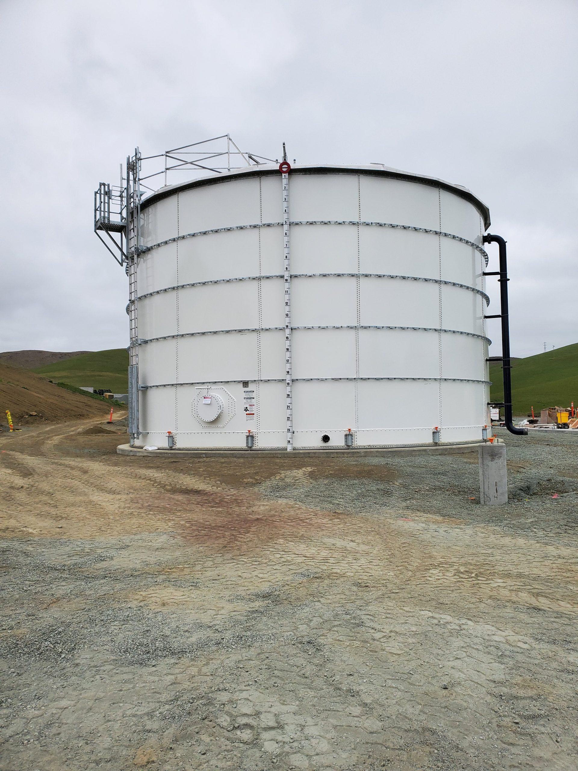 Costal Water Tank